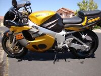 SRAD 96-00 GSX-R Parts *WANTED*
