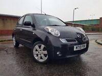 NISSAN MICRA 1.2 PETROL MANUAL WITH ONLY 22K MILLAGE