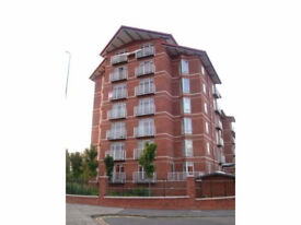 Luxury double bedroom in a 2 bed flat with car parking in the heart of coventry city centre