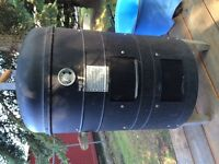 Meco Series 5000 Charcoal Water Smoker