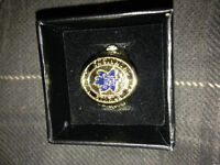 Molson Toronto Maple Leafs Stanley Cup Ring