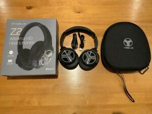 Treblab Z2 ANC Bluetooth v4.2 over ear headphones