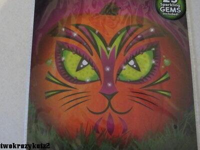 Spooky Halloween Stuff (SPOOKY STUFF GIANT PUMPKIN TATTOO CAT)