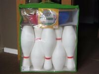 Giant 10 Pin Bowling Set