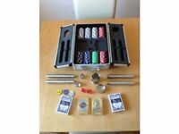 Premium Poker Set - £40.00 ono