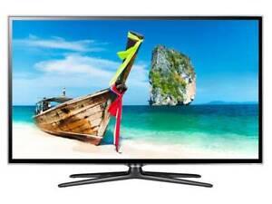 "55"" Super Slim Samsung Series 6 Full 1080p Wifi 3D Smart TV."