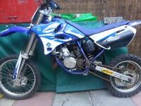 BREAKING YZ 80 / 85 AND CR 80