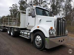2012 Kenworth T409 SAR only 400klms 8 plt tray with 14 plt 2012 t Port Melbourne Port Phillip Preview