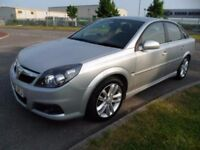 Vauxhall Vectra sri (((( breaking )))) silver