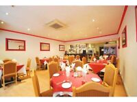 FANTASTIC SPACIOUS FULLY EQUIPPED VACANT A3 RESTAURANT IN BUSY HIGH ROAD POSITION