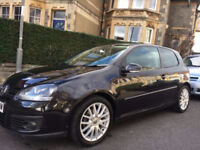 VW GOLF GT TDI 2.0 - GREAT CONDITION-RARE 3-DOOR MODE-PRO REFURBISHED ALLOYS-SERVICED EVERY 6 MONTHS