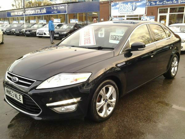 Ford Mondeo 2.0TDCi ECO Titanium X Business Full leather