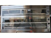 HCW5 Stile Humidified(wet) Chicken Display Cabinet