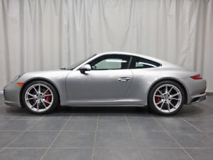 2017 Porsche 911 Carrera 4S Coupe PDK, No accidents!
