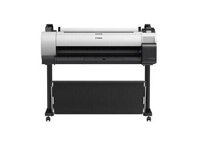 Canon Imageprograf Ta-30 5 Color 36 Large Format Printer