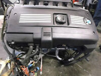 BMW 323i N52 Engine Long Block 22Km 2007-2011 (E90) A/T