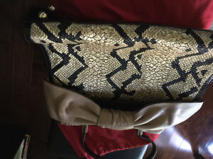 Valentino Leather Purse Large