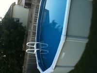 18 ft above ground pool for sale