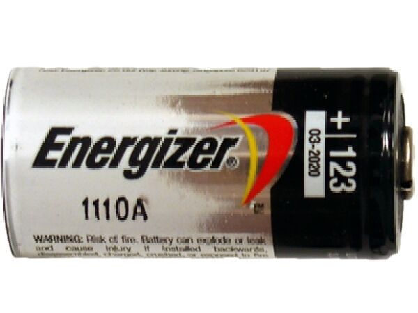 16 pack cr123a 3 volt lithium batteries