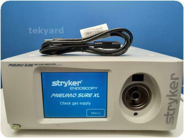 STRYKER ENDOSCOPY PNEUMOSURE XL 45L  620-040-610 HIGH FLOW INSUFFLATOR % 250710