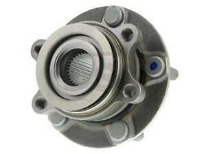 08-13 Rogue/14-15 Rogue Select/07-12 Sentra front hub & bearing
