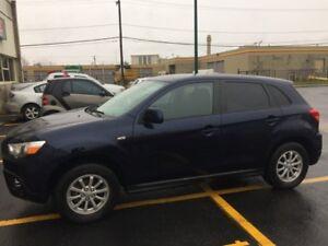 2012 Mitsubishi RVR SE. 2WD/4WD SUV, Crossover.. Tre prop.