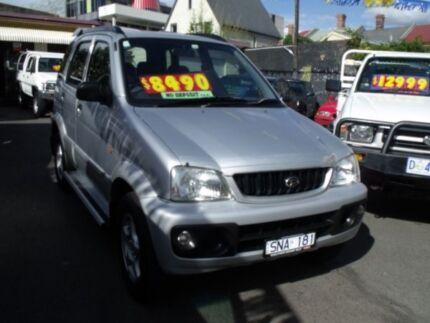2003 Daihatsu Terios Wagon  AWD Westbury Meander Valley Preview