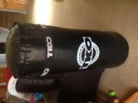 TKO Knockout Punching Bag - Like New!