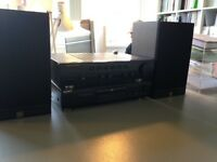 Marantz Amplifier/Sony CD Player/Music Series Speakers Combination