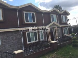 Separate entrance 2 bedrooms on the first floor of the house