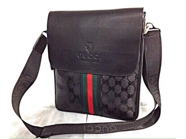 Gucci Louis Vuitton Armani Messenger Side Pouch Bags