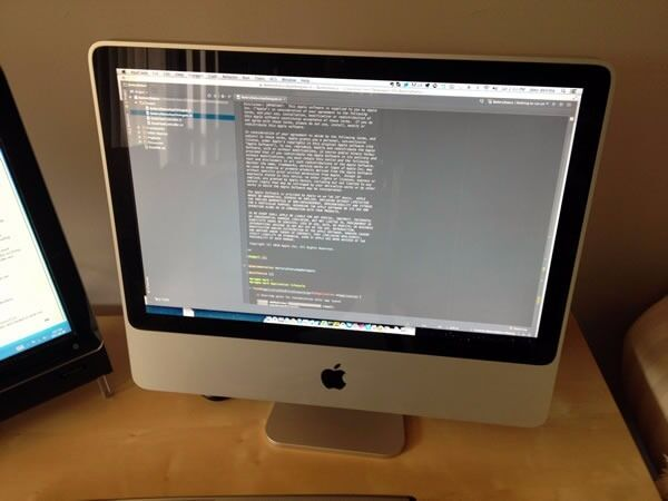 "iMac 24"" mid 2007 model 4GB RAM 2.4Ghz Core 2 Duoin Walsall, West MidlandsGumtree - iMac without keyboard and mouse. Works fine and is in good condition. Processor 2.4Ghz Intel Core 2 Duo Memory 4GB DDR2 SDRAM Graphics ATI Raedon 2600 pro 256MB Mid 2007 model. See images"