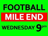 Play friendly football game in East London, Mile End - Players needed!