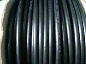 100m Webro Black WF100 Satellite TV Digital Coax Cable