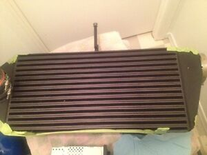 T1 FULL RACE GT2 PROAM INTERCOOLER for HONDA B18C SFWD W/piping