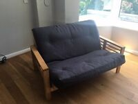 Kyoto Detroit 2 Seater Sofa Bed