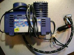12 Volt (Auto) Air Compressors and other Auto Accessories