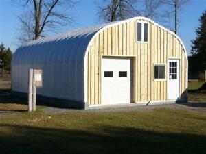 Looking for some information on steel buildings