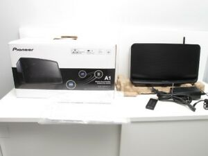 Pioneer A1 XW-SMA1-KCompact Wi-Fi® speaker featuring AirPlay