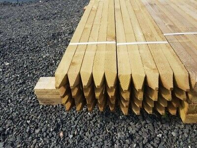 200 Tree stakes 900mm by 25mm thick