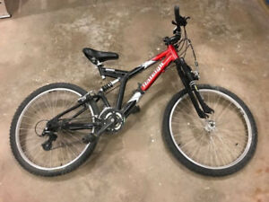 Raleigh avenger mountain bike w/ computer