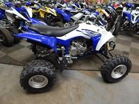 WE WANT YOUR ROAD LEGAL QUAD BIKE UPTO 3 YEARS OLD BEST PRICES PAID CAN COLLECT RAPTOR LTZ QUADZILLA