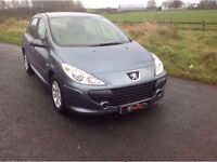 24/7 Trade sales NI Trade prices for the public 2006 Peugeot 307 1.4 S grey motd August 17