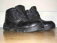 Safety Boots Steel Toe Cap (UK 3 - 12)