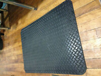 3 Anti fatigue mats 2'x3'!!! LIKE NEW, GREAT DEAL!!!