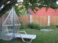 Oct 1, 3 room, 6min bus to UofC, by mall & parks, utilities incl