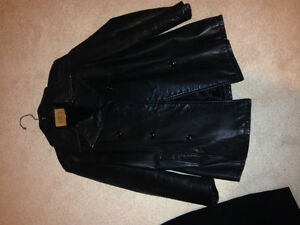 Old Hide House Leather coats