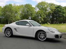 Porsche CAYMAN 24V PDK (white) 2010