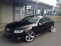 2012 Audi A5 S-Line Coupe (2 door)
