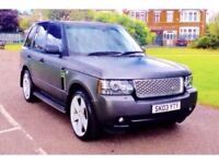 2013 upgrade Land Rover Range Rover vogue HSE td6 sports autobiography overfinch replica
